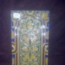 Antiquitäten - azulejo sevillano antiguo ceramica santa Ana. - 48969776