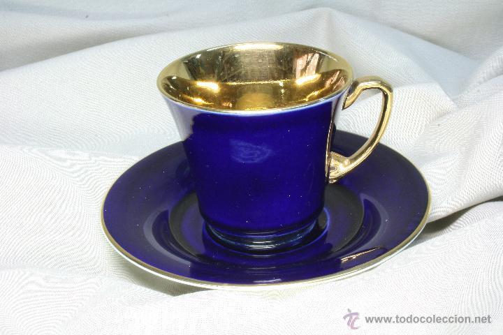 Conjunto de tazas porcelana inglesa ba o oro comprar - Porcelana inglesa antigua ...