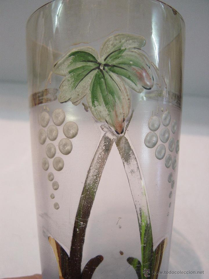 Jarr n de cristal modernista decoraci n en rel comprar for Jarron cristal decoracion