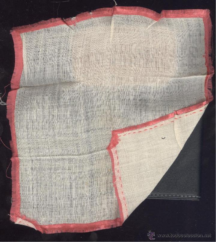 RELIQUIA DE SANTA TERESA DE JESÚS. SIGLO XVIII. (Antigüedades - Religiosas - Varios)
