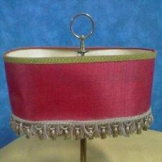 Antigüedades: LAMPARA ESCRITORIO DESPACHO SOBREMESA PARA RESTAURAR. Lote 49054023