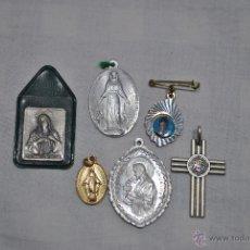 Antigüedades: MEDALLAS RELIGIOSAS . Lote 49079845
