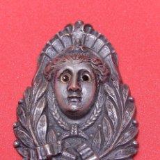 Antigüedades: PLACA MODERNISTA FRANCESA. PRINCIPIOS DEL SIGLO XX.. Lote 49086487