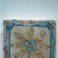 Antigüedades: AZULEJO VALENCIA SIGLO XVIII. Lote 49080718