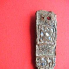 Antigüedades: PIEZA DE EXCAVACIÓN PERÚ. POSIBLEMENTE PRECOLOMBINO. ENVIO CERTIFICADO INCLUIDO.. Lote 49092666