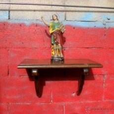 Antigüedades: BONITA ESTANTERIA ANTIGUA,ENVIO CERTIFICADO 8 EUROS. Lote 49095063