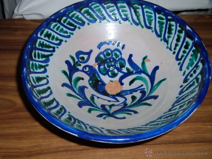 FUENTE FAJALAUZA (Antigüedades - Porcelanas y Cerámicas - Fajalauza)
