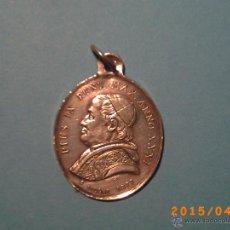 Antigüedades - MEDALLA RELIGIOSA PIUS IX PONT MAX ANNO XXXI- 3 GIUGNO 1877- ACCIPE SANCTUM SPIRITUM 3 GIUGNO 1827 - - 49115167