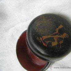 Antigüedades: POLVERA CHINA. Lote 49130950