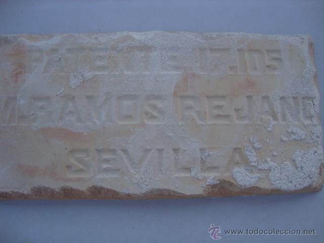Antigüedades: Pareja de azulejos Ramos Rejano - Foto 2 - 49136267