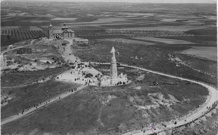 Antigüedades: ANTIGUA PLANCHA RELIGIOSA DE COBRE/LATÓN REPUJADO MONUMENTO SAGRADO CORAZÓN DE JESÚS REINO DE ESPAÑA - Foto 24 - 49162772