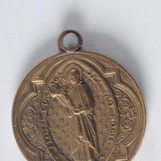 Antigüedades: ANTIGUA MEDALLA S.ALOYSI GONZAGA. Lote 49195459
