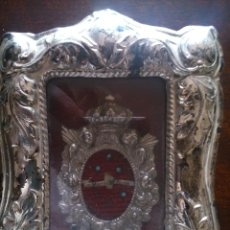 Antiquités: * RELICARIO:RELIQUIA DE SAN MARTIN DE PORRES. Lote 175492884