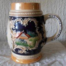 Antigüedades: JARRA DE PORCELANA MR, 3056. Lote 49217305