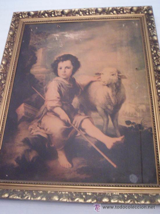Antigüedades: Antiguo marco dorado - Foto 2 - 49225580