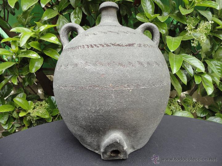 ALFARERÍA CATALANA: ANTIGUO BARRAL DE QUART (Antigüedades - Porcelanas y Cerámicas - Catalana)