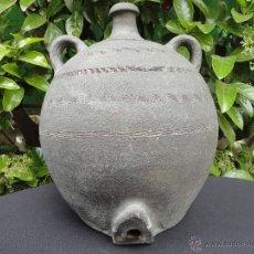 Antigüedades: ALFARERÍA CATALANA: ANTIGUO BARRAL DE QUART. Lote 49239779