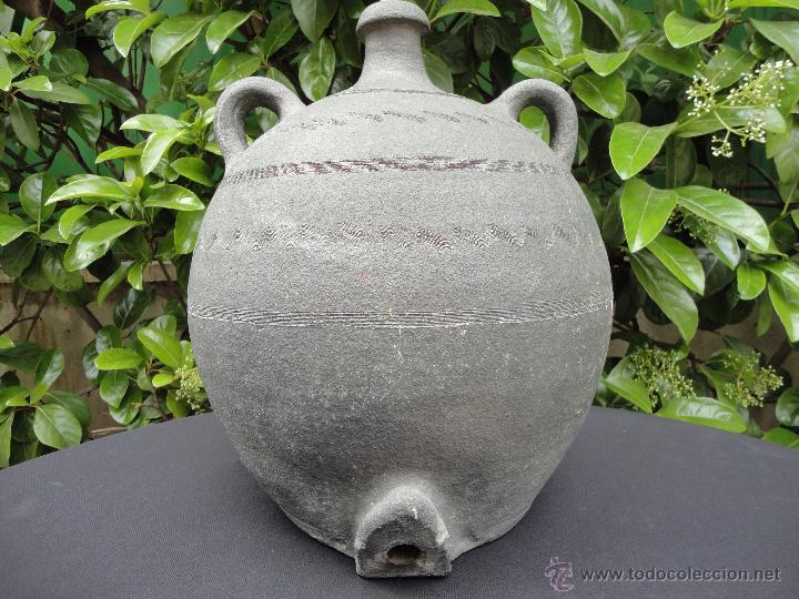 Antigüedades: Alfarería catalana: Antiguo barral de Quart - Foto 3 - 49239779