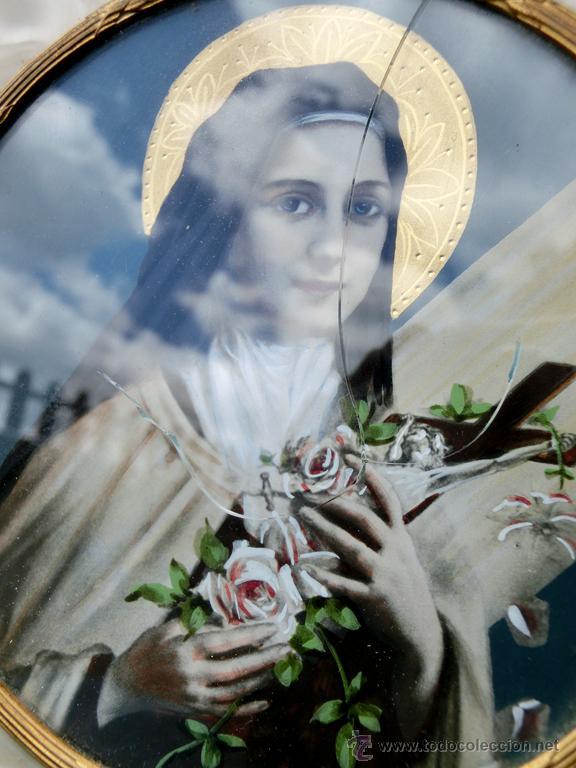 bonita imagen de santa teresa de jesús. marco d - Comprar ...