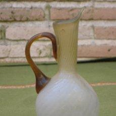 Antigüedades: JARRITA ANTIGUA EN VIDRIO.. Lote 49252710