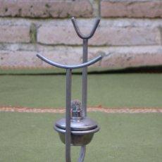 Antigüedades: CALENTADOR ANTIGUO DE COPAS. MARCA : LEONARD - SILVERPLATE - HONG-KONG. Lote 49264046