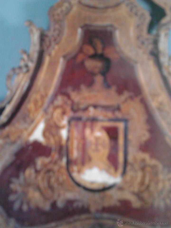 Antigüedades: Cama del siglo dieciocho - Foto 2 - 49266369