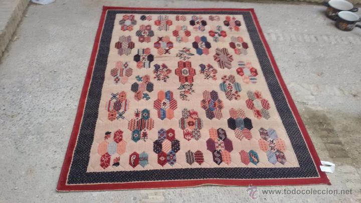 Antigüedades: alfombra - Foto 2 - 49295458