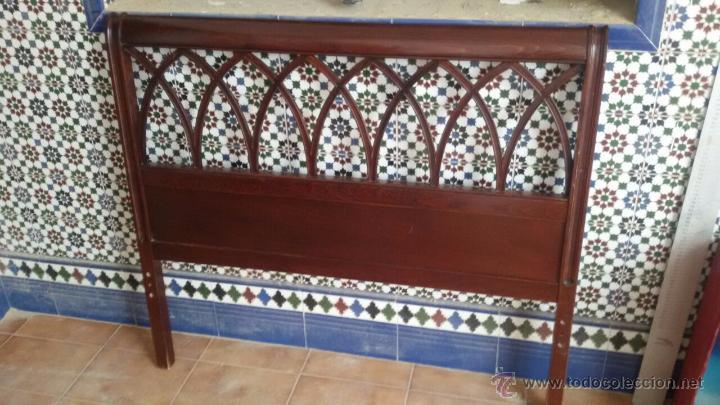CABECERO DE CAMA (Antigüedades - Muebles Antiguos - Camas Antiguas)