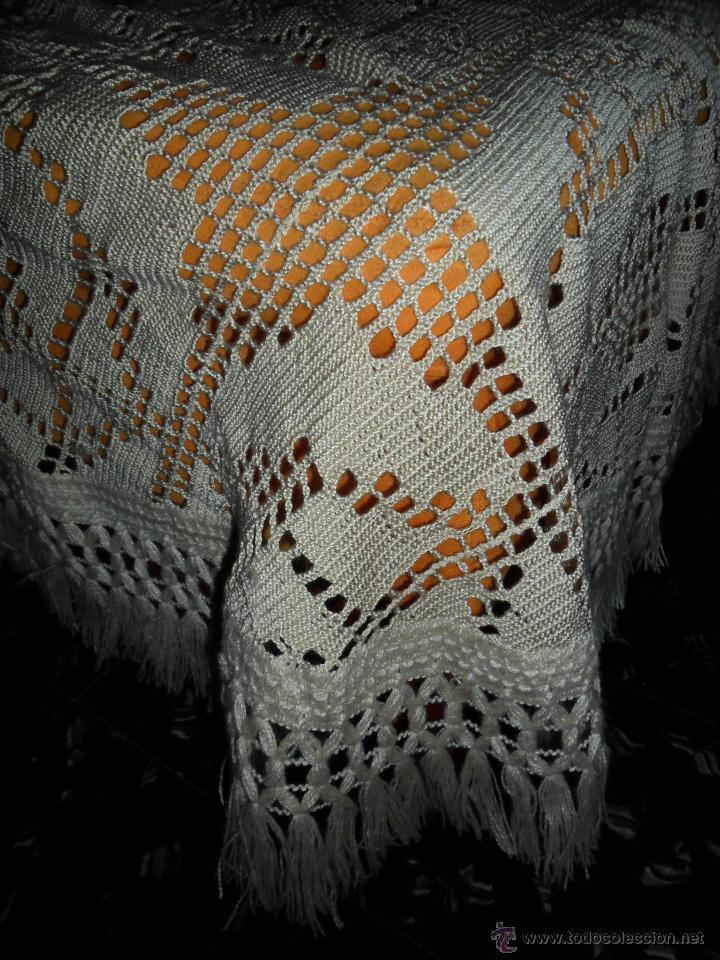Antigüedades: Antigua colcha Art Deco - Foto 2 - 49318442