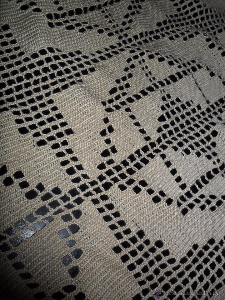 Antigüedades: Antigua colcha Art Deco - Foto 9 - 49318442