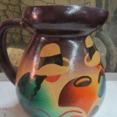 Antigüedades: JARRA DE CERAMICA DE PERU 16 CM.. Lote 49324965