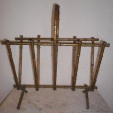 Antigüedades: ANTIGUO REVISTERO. Lote 49331064