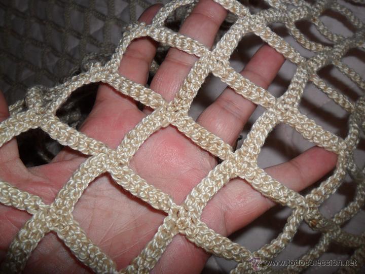 Antigüedades: Antigua colcha años 20 - Foto 13 - 49331672