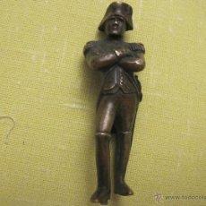 Antigüedades: BRONCE NAPOLEON BONAPARTE. Lote 49334892