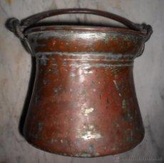 Antigüedades: ANTIGUO CALDERO. Lote 49340835