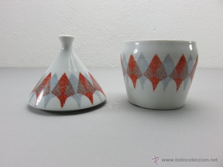 Antigüedades: botes de porcelana Castro Sargadelos - Foto 4 - 49385906