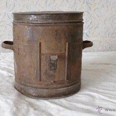 Antigüedades: COCINILLA. HORNILLO BRASAS PARA COCINAR.. Lote 49400414