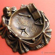 Antigüedades: DESPOJADOR DE BRONCE SIGLO XIX . RARO.. Lote 49414871