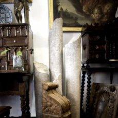 Antigüedades: OFERTA! 6 MÉNSULAS DE MADERA TALLADA DEL SIGLO XVII. Lote 49418039