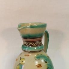 Antigüedades: JARRA EN CERAMICA PUENTE DEL ARZOBISPO. Lote 49422311