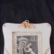 Antigüedades: ORNAMENTO RELIGIOSO. Lote 49428203