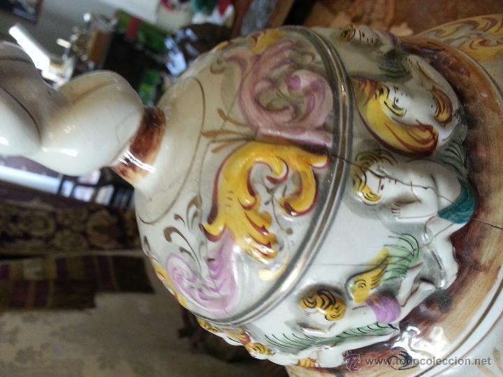 Gran jarron 49 cm ceramica alcobaca portugal comprar Ceramica portuguesa online