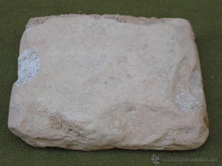 Antigüedades: AZULEJO ANTIGUO EN TECNICA DE ARISTA - SEVILLA / TRIANA. SIGLO XVI. - Foto 3 - 49491025