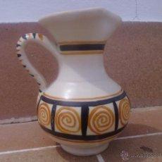 Antigüedades: JARRA CERAMICA TALAVERA- SELLADA-. Lote 49491920