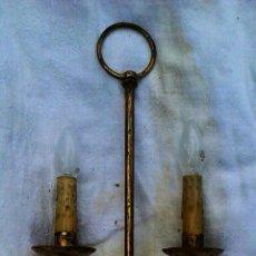 Antigüedades: LÁMPARA CANDELABRO. Lote 49522117