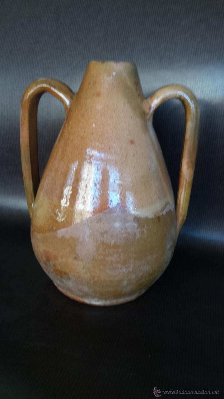 Antigüedades: CANTARILLO DOS ASAS. - Foto 5 - 49538442