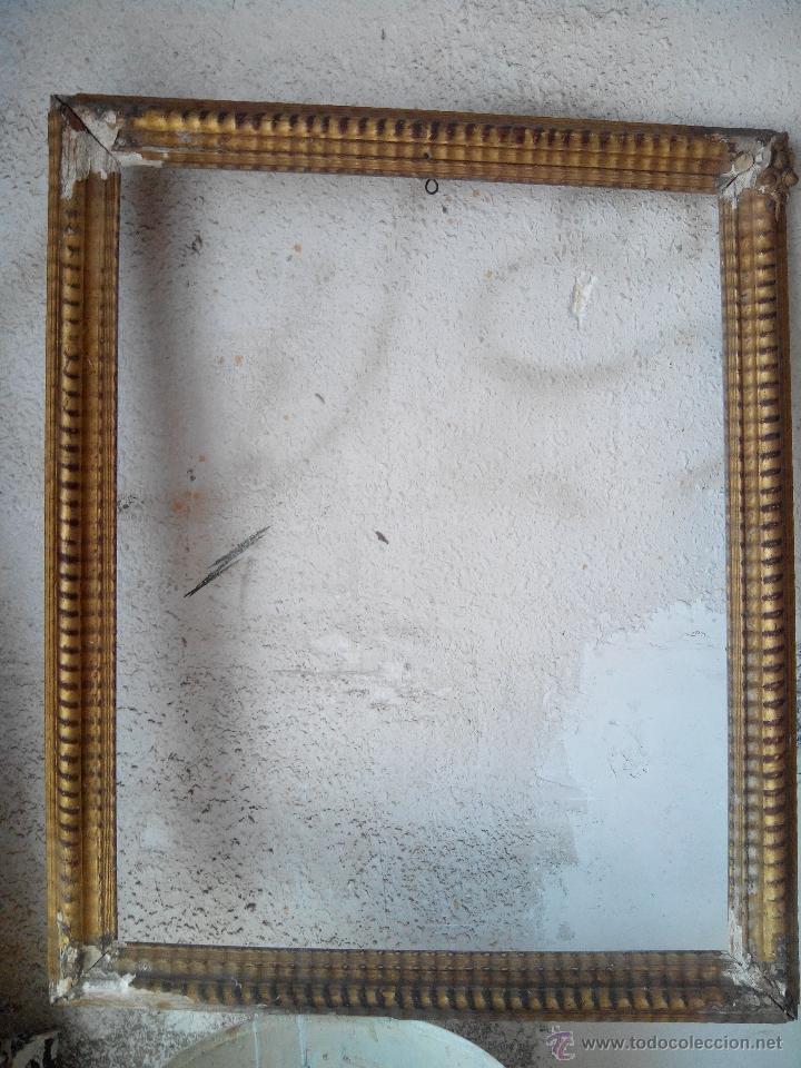 MARCO ISABELINO ( ENVIO INCLIUDO TIEMPO DE OFERTA) (Antigüedades - Hogar y Decoración - Marcos Antiguos)
