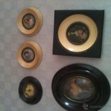 Antigüedades: LOTE DE BONITOS MARCOS ANTIGUOS. Lote 49590758
