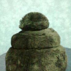 Antigüedades: GORRO TEXTIL. Lote 49611003