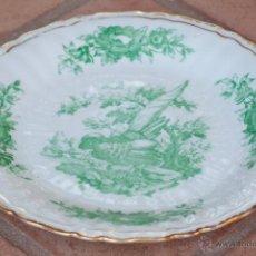 Antigüedades: PLATO DE CERÁMICA DECORADO. Lote 63301782